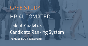 Case Study Hr Automated