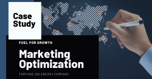 Marketing Optimization Energy