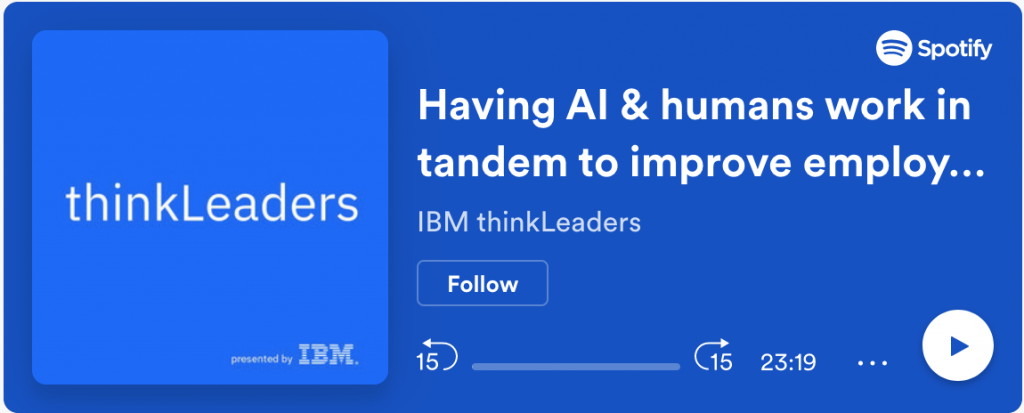IBM thinkLeaders with Josh Miramant