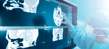 Healthcare Xray data visualization and integration
