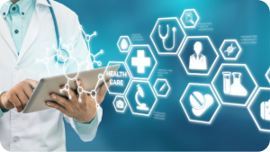 Healthcare data transformation with machine learning